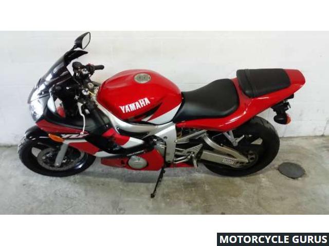 2001 Yamaha R6 Sandusky - Motorcycle Gurus