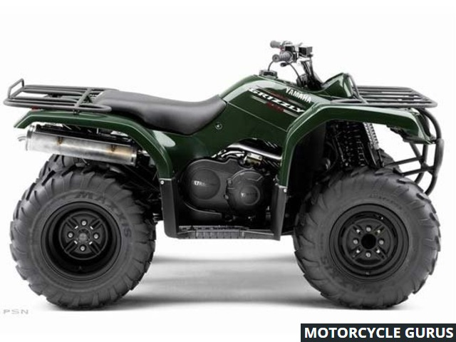 2011 yamaha grizzly 350 auto 4x4 sandusky motorcycle gurus. Black Bedroom Furniture Sets. Home Design Ideas