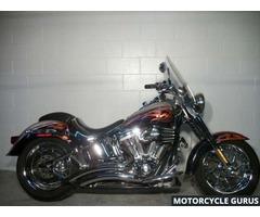 Harley Davidson Flstfse2 Screamin Eagle Fatboy Cvo 2006 2006se2 Jpg