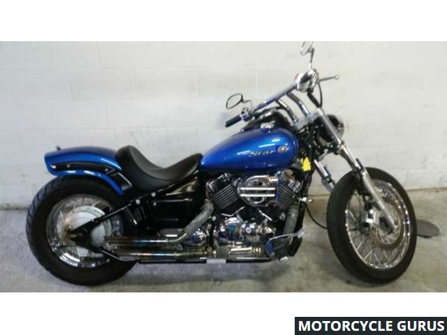 2009 Yamaha V-Star 650 Custom Sandusky - Motorcycle Gurus