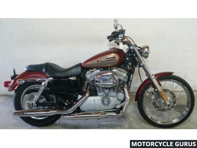 2009 Harley-Davidson Sportster 883 Custom Sandusky - Motorcycle Gurus