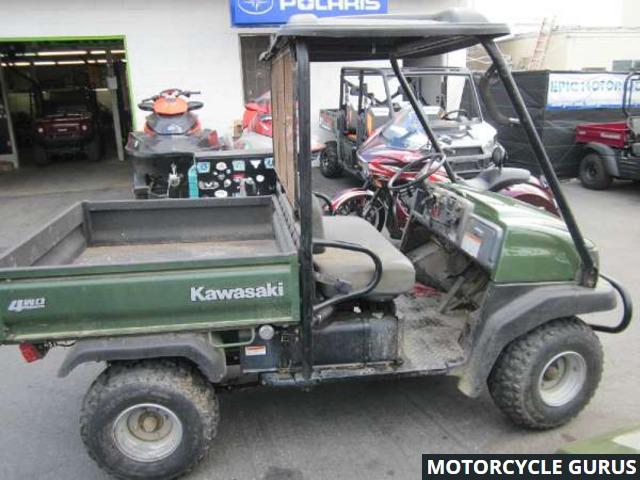 2002 Kawasaki Mule 3010 Goleta - Motorcycle Gurus