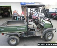 2002 Kawasaki Mule 3010