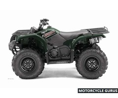 2012 Yamaha Grizzly 450 Auto. 4x4