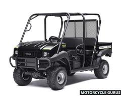 2015 Kawasaki Mule™ 4010 Trans4x4